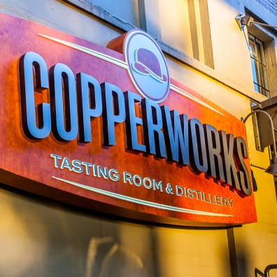 Copperworks Distillery