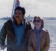 Mis padres en Australia