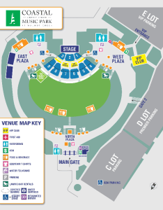 Site map also coastal credit union music park at walnut creek upcoming shows in rh livenationvenue