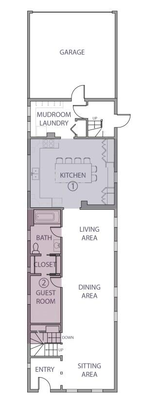 Final first floor layout