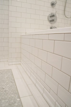 'After' first floor bath