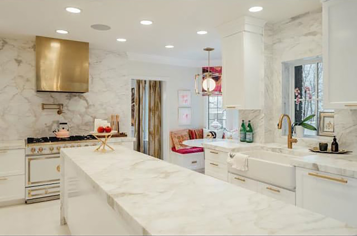 gold kitchen sink spray head replacement white refresh haven by design best and 1200
