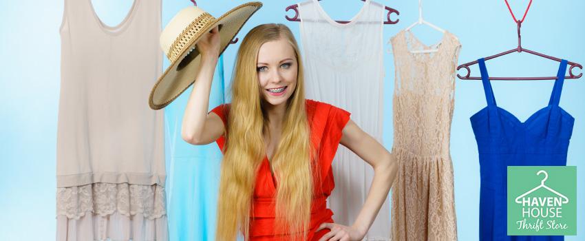 8 Amazing Thrift Store Hauls for Summer