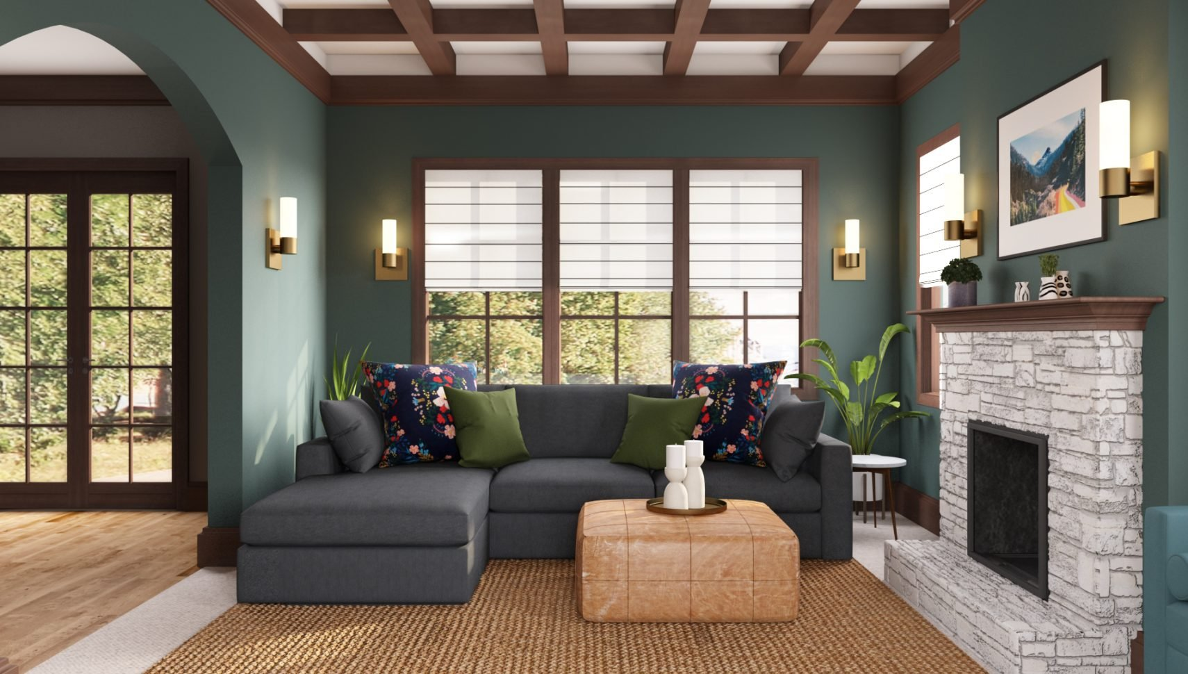 5 Living Room Paint Color Ideas To Refresh Your Space