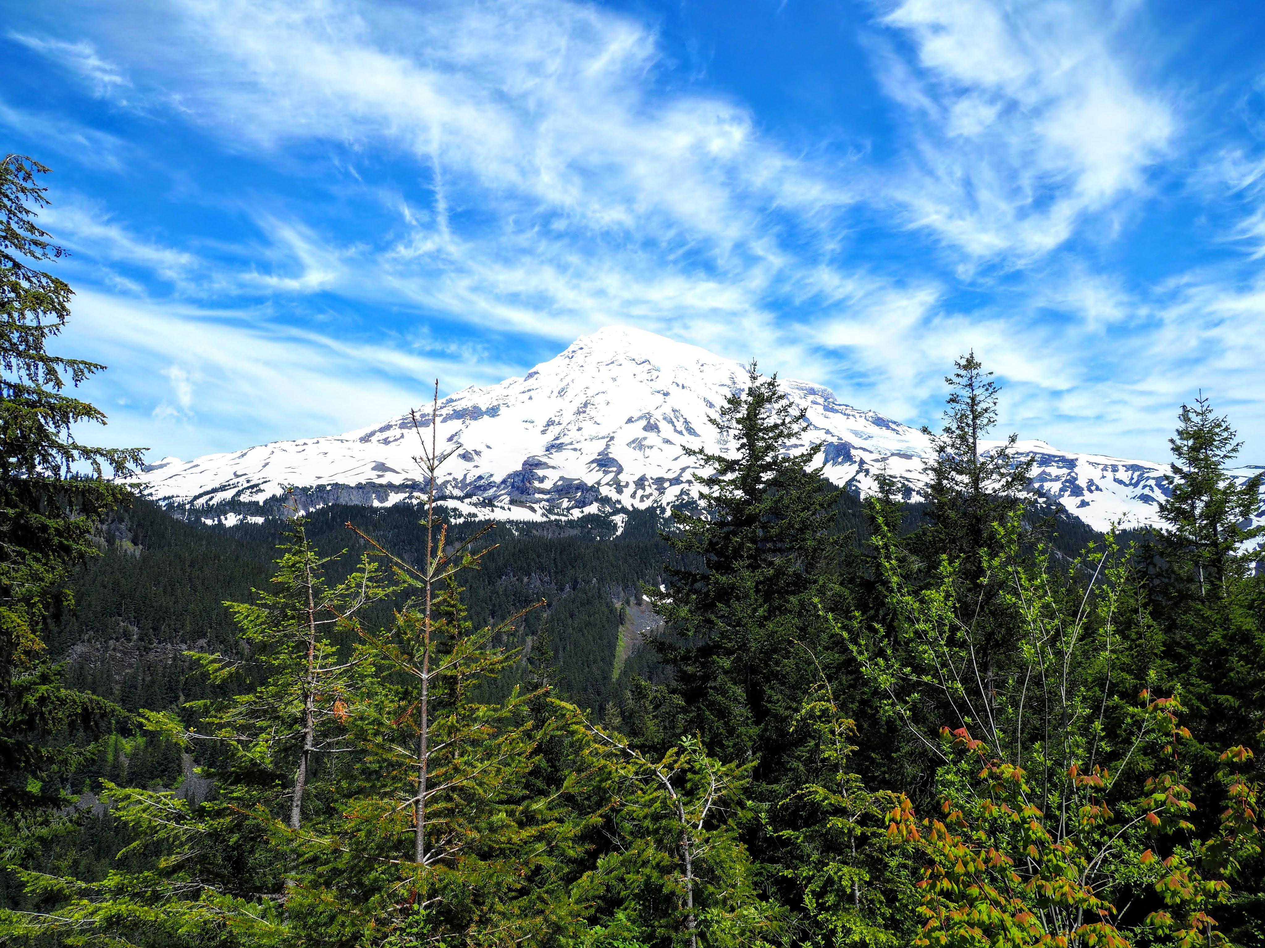 The Mysteries of Mount Rainier