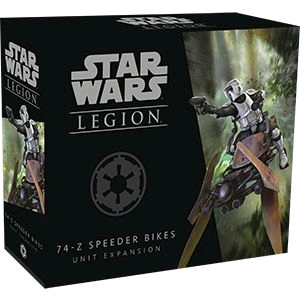 FFGSWL06–Star-Wars-Legion-74-Z-Speeder-Bikes-Imperial-Exp