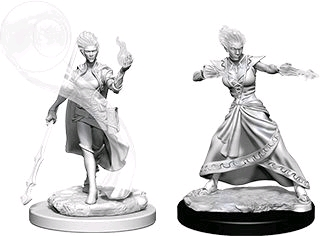 WZK73336–D-D-Unpainted-Fire-Genasi-Female-Wizard