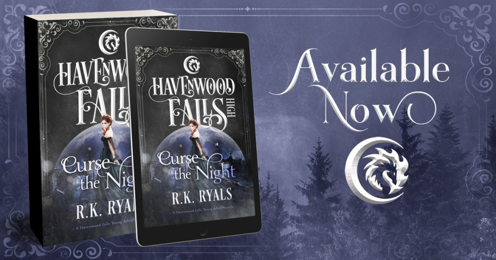 Release Day for Curse the Night by R.K. Ryals