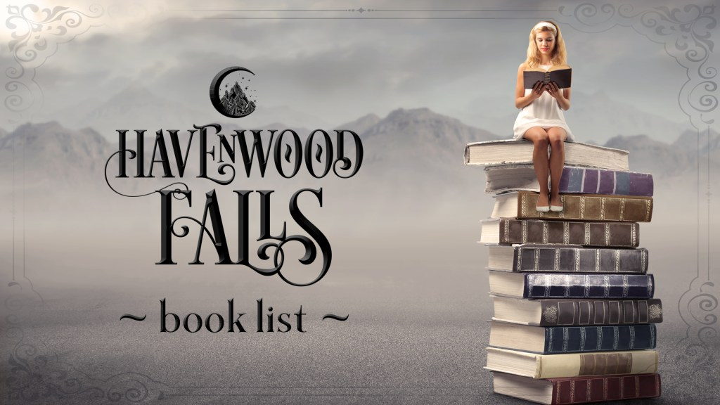 Havenwood Falls Book List – Updated 9/10/18