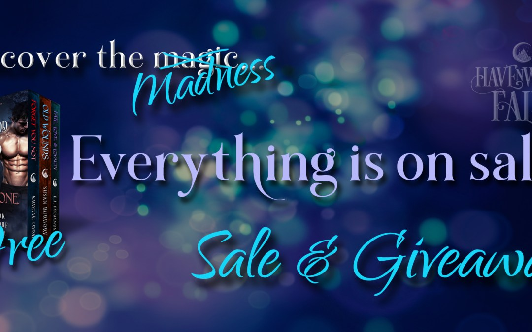 March Madness Sale & Giveaway