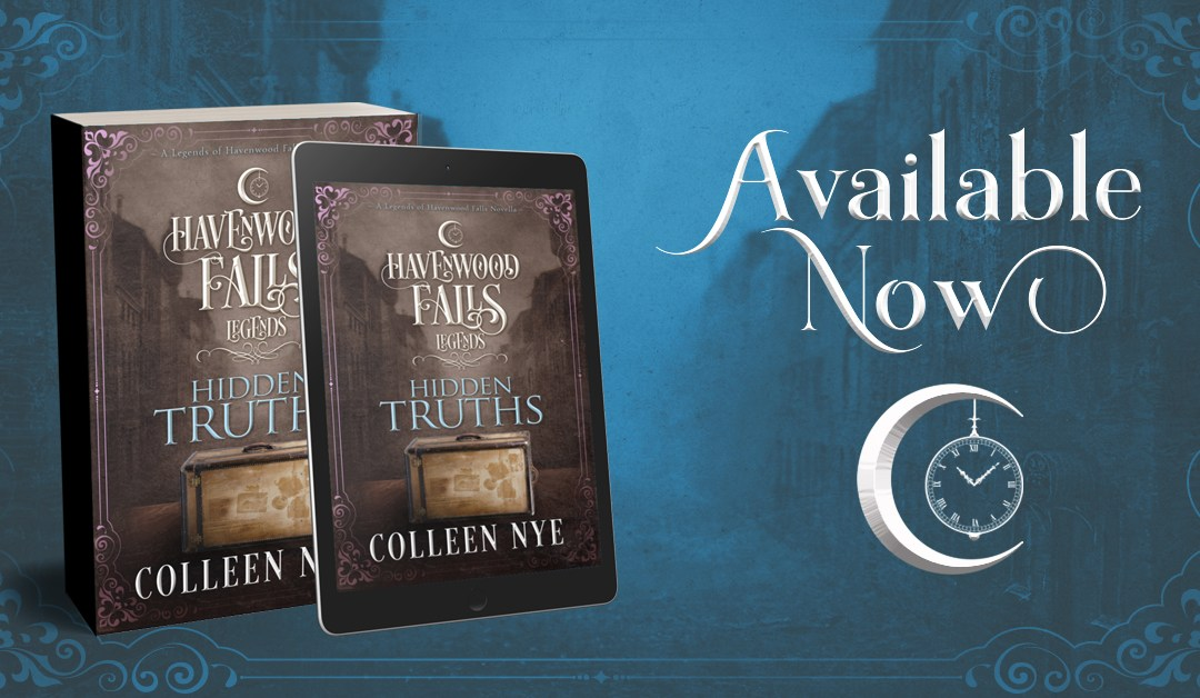 Hidden Truths Release Day!