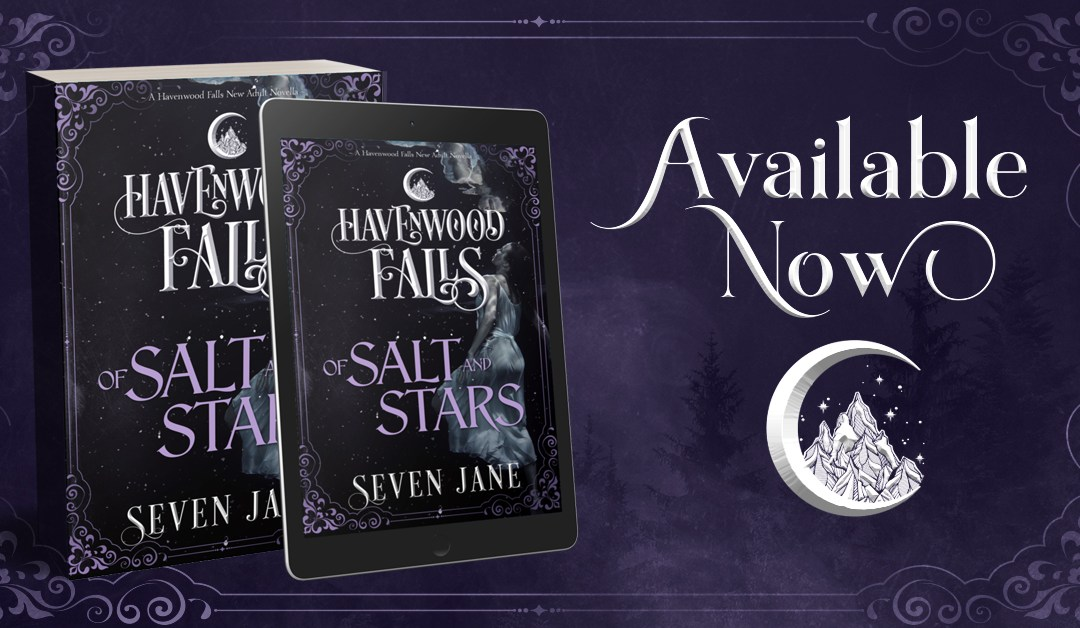 Of Salt and Stars Release Day!