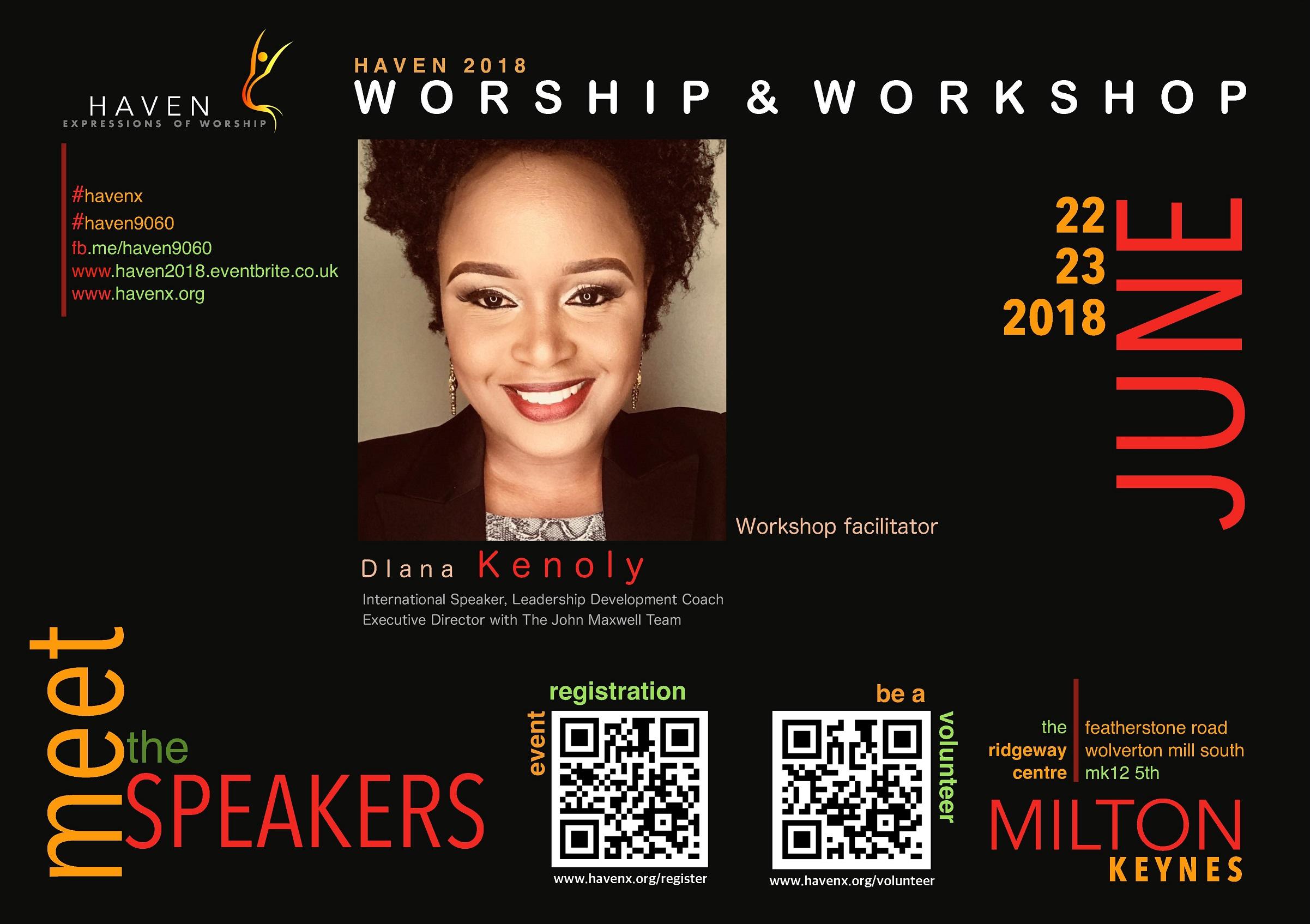 meet the speakers - Diana Kenoly SMALL