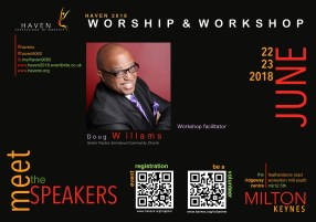 meet the speakers - Doug Williams SMALL