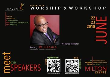 meet the speakers - Doug Williams SMALL