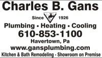 Charles B. Gans Plumbing