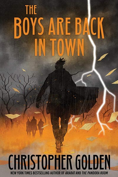 Haverhill House Publishing — The Boys Are Back In Town by Christopher Golden