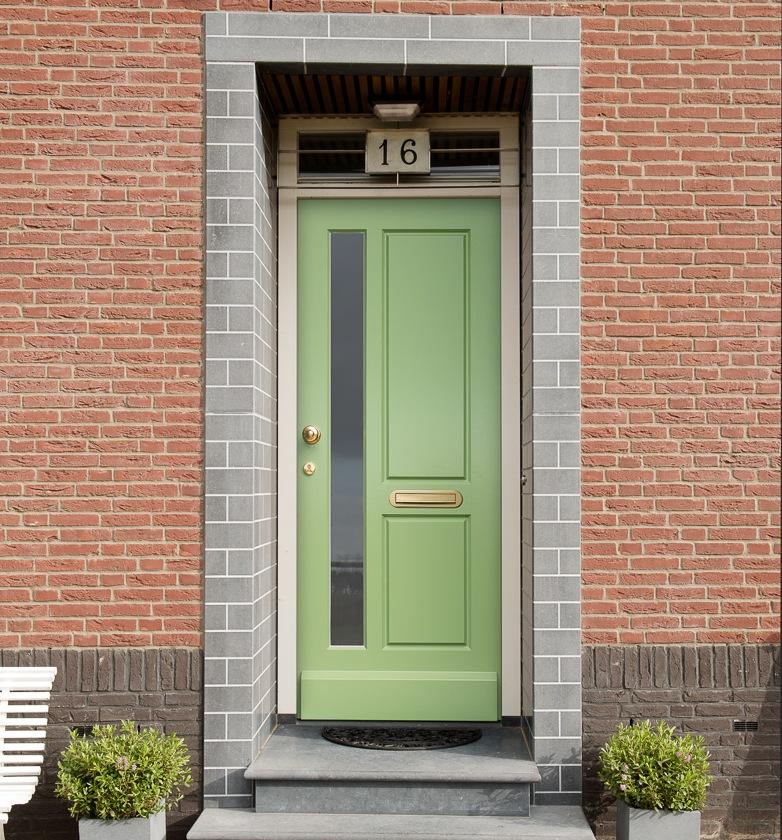 Tijdloze Voordeur Design 1  Haverkamp