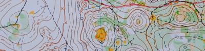 Kart fra Langdistansen