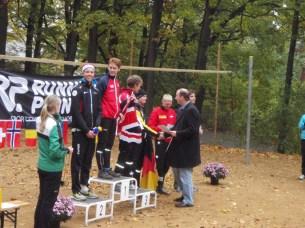Håkon Jarvis Westegård ble nr. 2 på sprinten!