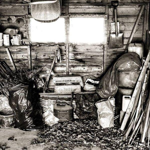 Bestemors garasje