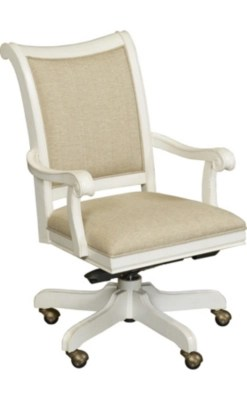 wood office chair mission style leather chairs for the havertys