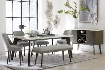 Avalon Dining Table Find The Perfect Style Havertys