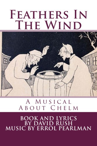 Feathers in the Wind - Play Script Book Cover