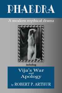 Play Script Phaedra mythical drama Cover Image
