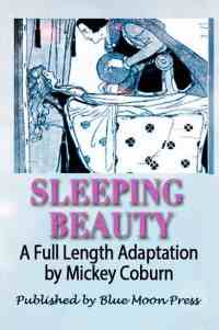 Sleeping Beauty Play Script Book Cover