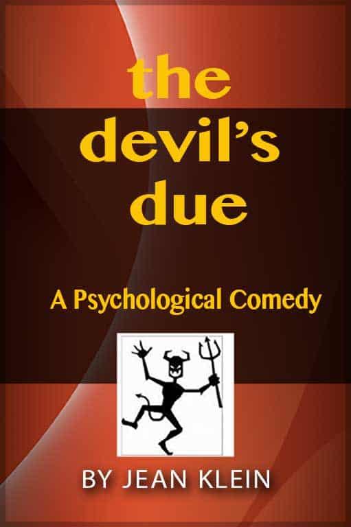 The Devil's Due Play Script Book Cover