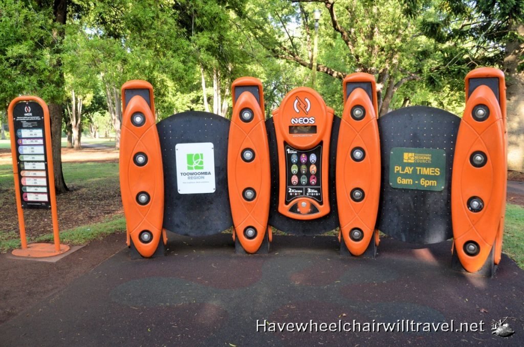 Queens Park Toowoomba - all abilities