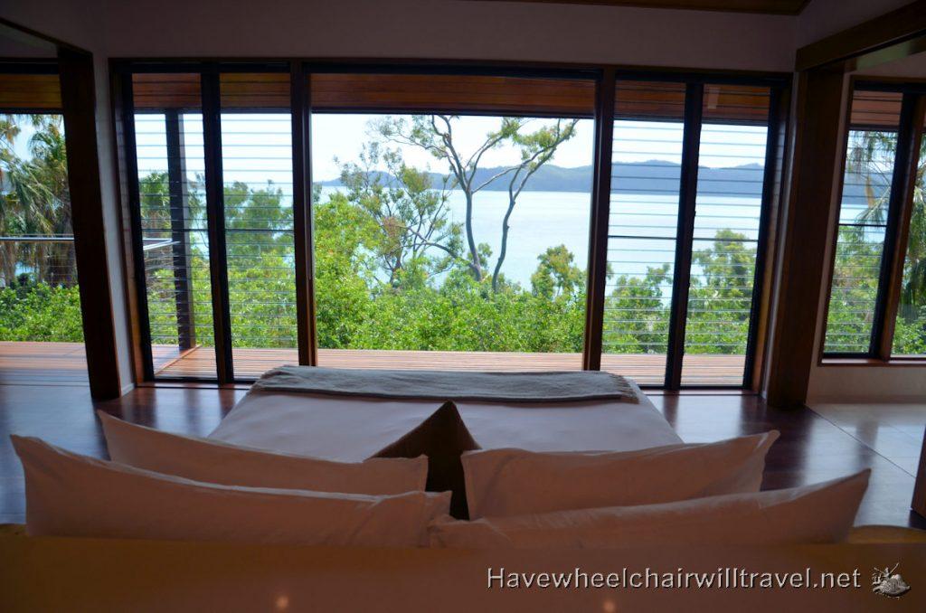 qualia Hamilton Island - luxury accessible accommodation Whitsundays Australia