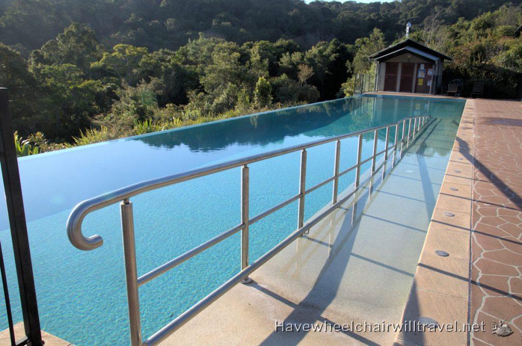 O'Reilly's Rainforest Retreat pool