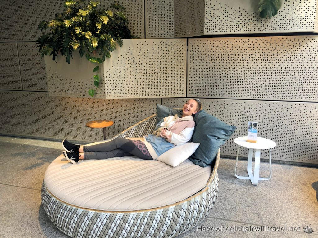 The Westin Brisbane - Relaxing in Accessible Accommodation in Queesland - Have Wheelchair Will Travel