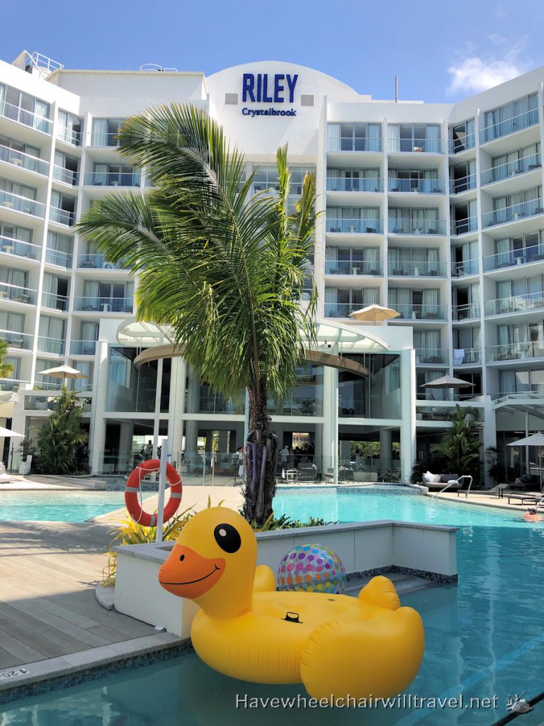 Riley accessible accommodation Cairns - Have Wheelchair Will Travel