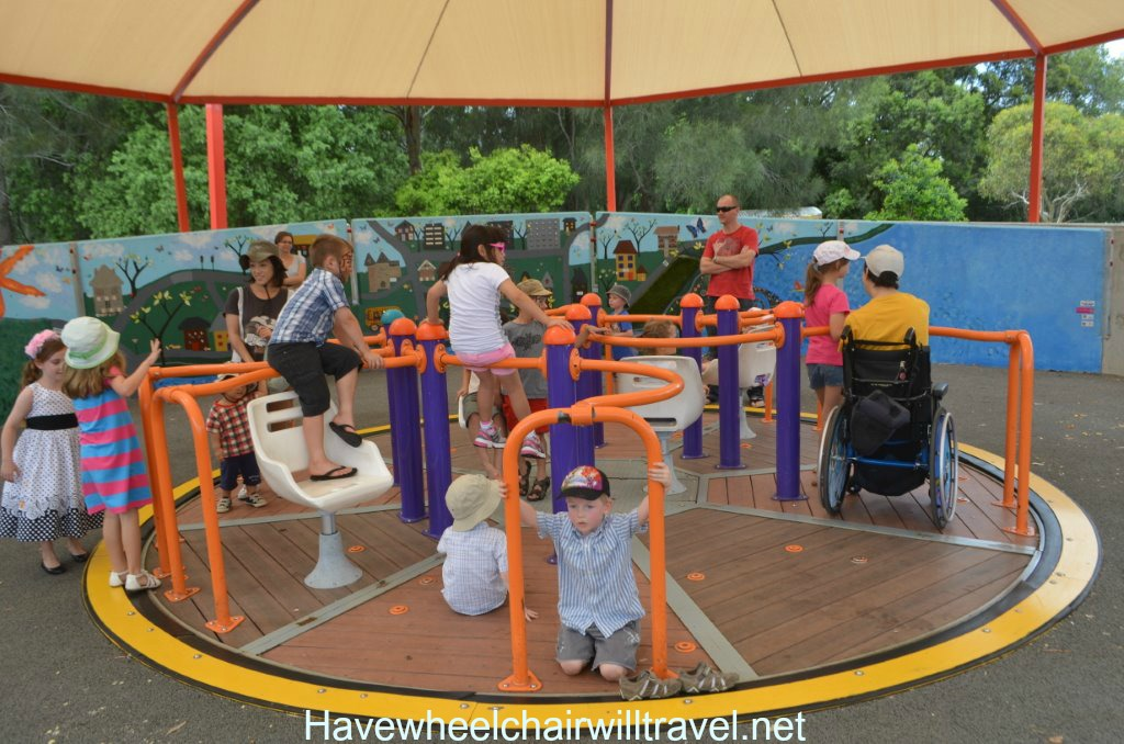 Accessible Playground Features I Love Have Wheelchair