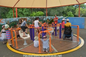 ACCESSIBLE PLAYGROUND FEATURES I LOVE