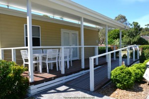 ACCESSIBLE CABIN CENTRAL COAST, NSW