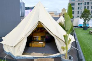 ST. JEROME'S – THE HOTEL – GLAMPING IN MELBOURNE