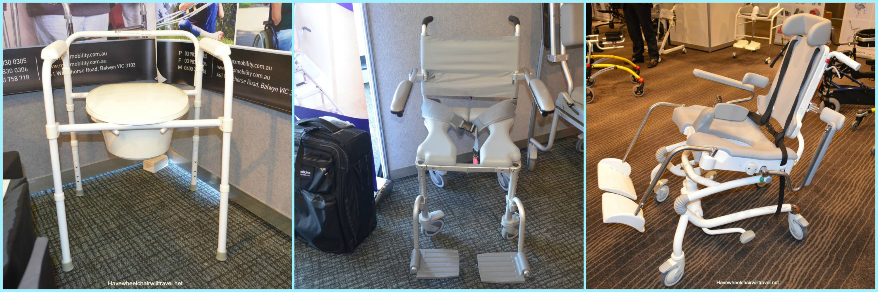 wheelchair hire bali toys r us nursing chair when you ve gotta go on the have will travel port a loo