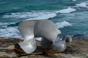 SCULPTURES BY THE SEA 2015