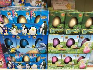 Magic eggs