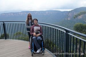 BLUE MOUNTAINS ACCESSIBLE WALK