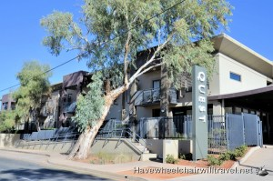 ACCESSIBLE ACCOMMODATION ALICE SPRINGS