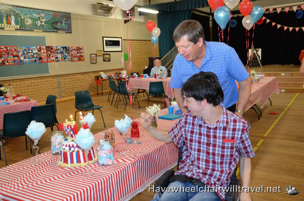 BIRTHDAY PARTY IDEAS FOR 21 YEAR OLD WITH SPECIAL NEEDS Have