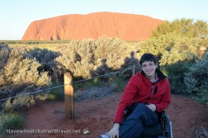 WHAT TO DO AT ULURU – ACCESSIBLE EXPERIENCES