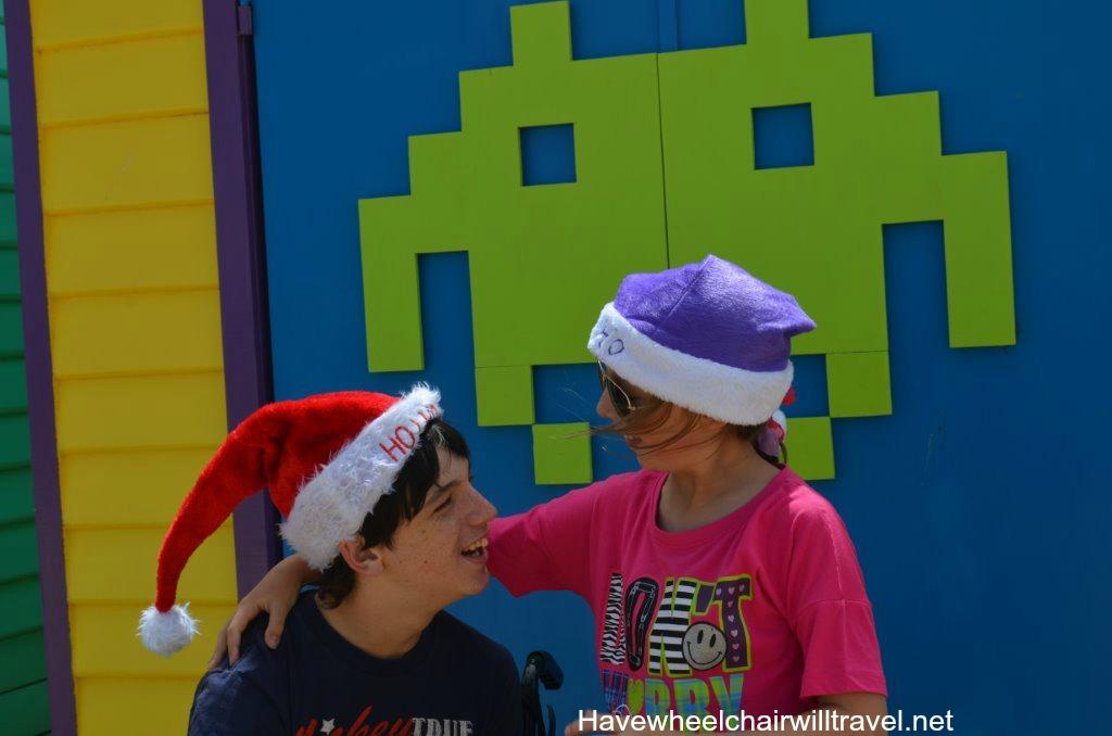 Enjoying Christmas - special needs