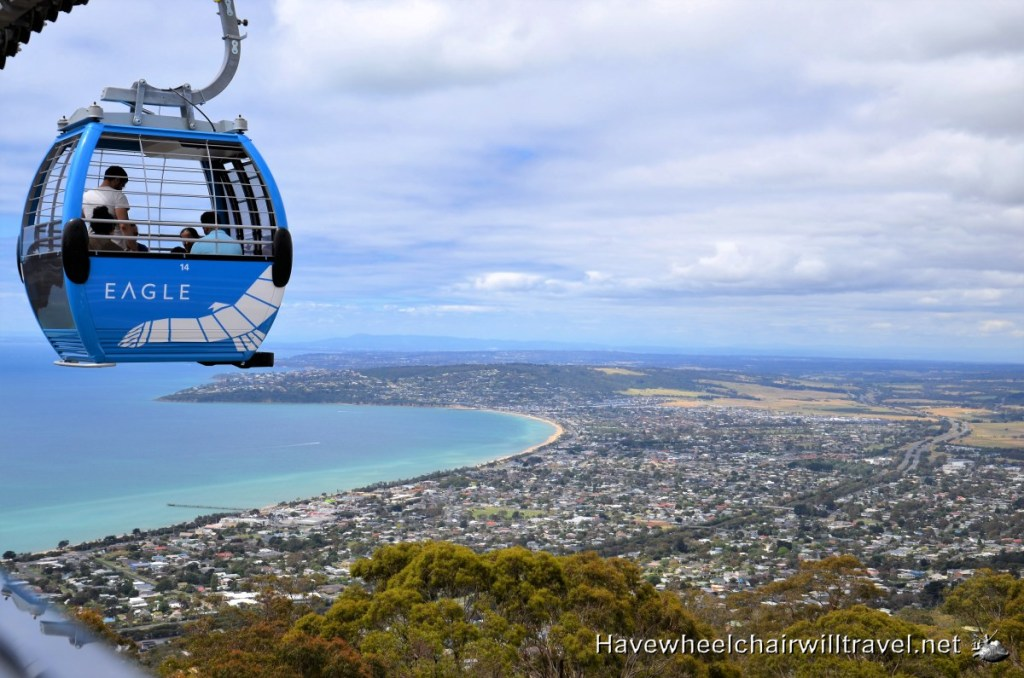 Eagle Skylift Arthurs Seat