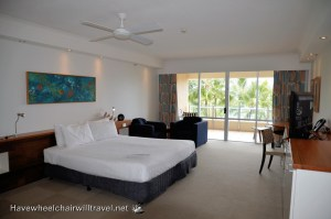 ACCESSIBLE HAMILTON ISLAND – THE REEF VIEW HOTEL
